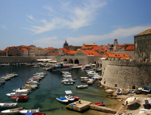 New Year's Eve in Dubrovnik
