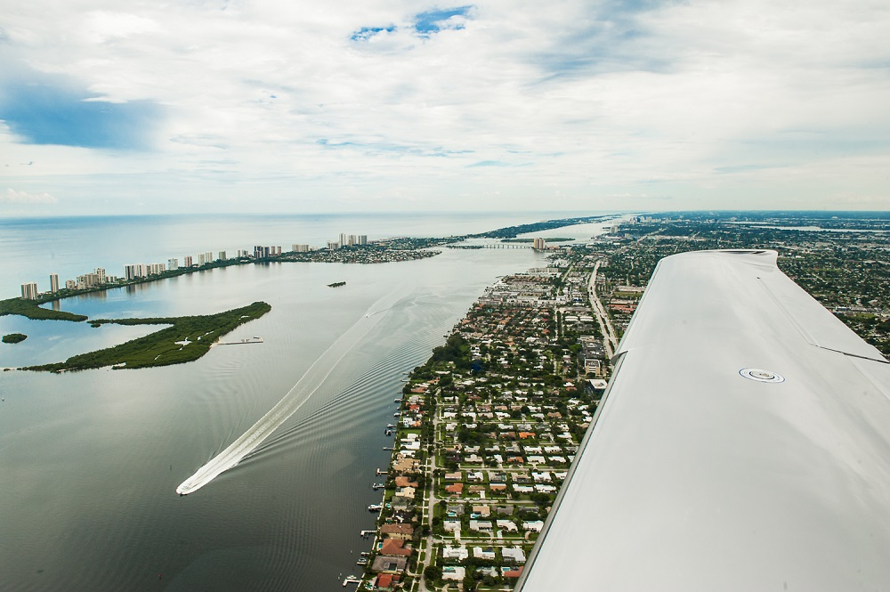 Intracoastal-view-over-West-Palm-Beach