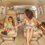 Cessna Conquest Interior