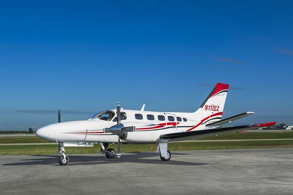 Great Flight Cessna Conquest PBI