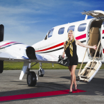 Great Flight Private Airline Charter Cessna Conquest II