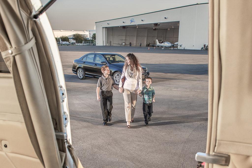 Enjoy a flight on Great Flight Florida's Cessna.  Aviation Photography by Jeffrey A McDonald