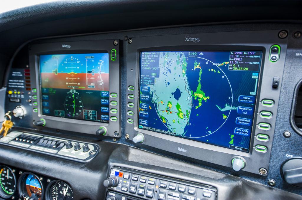 Enjoy a chartered flight on Great Flight Florida's Cirrus aircraft at Palm Beach International Airport.  Aviation Photography by Jeffrey A McDonald