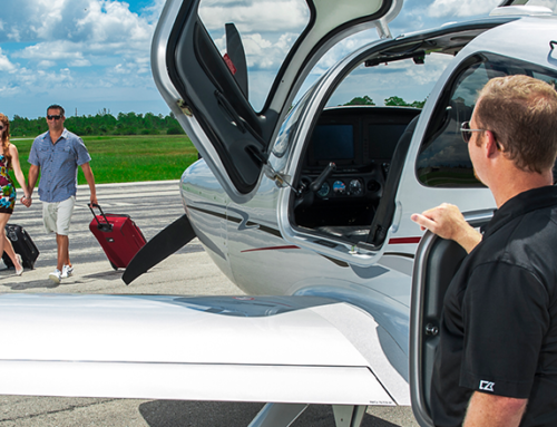 Private Charter Flights to Key West